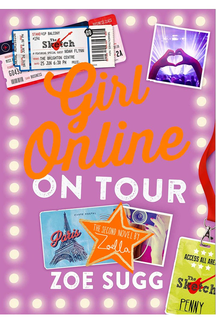 Zoella Novel Girl Online, On Tour
