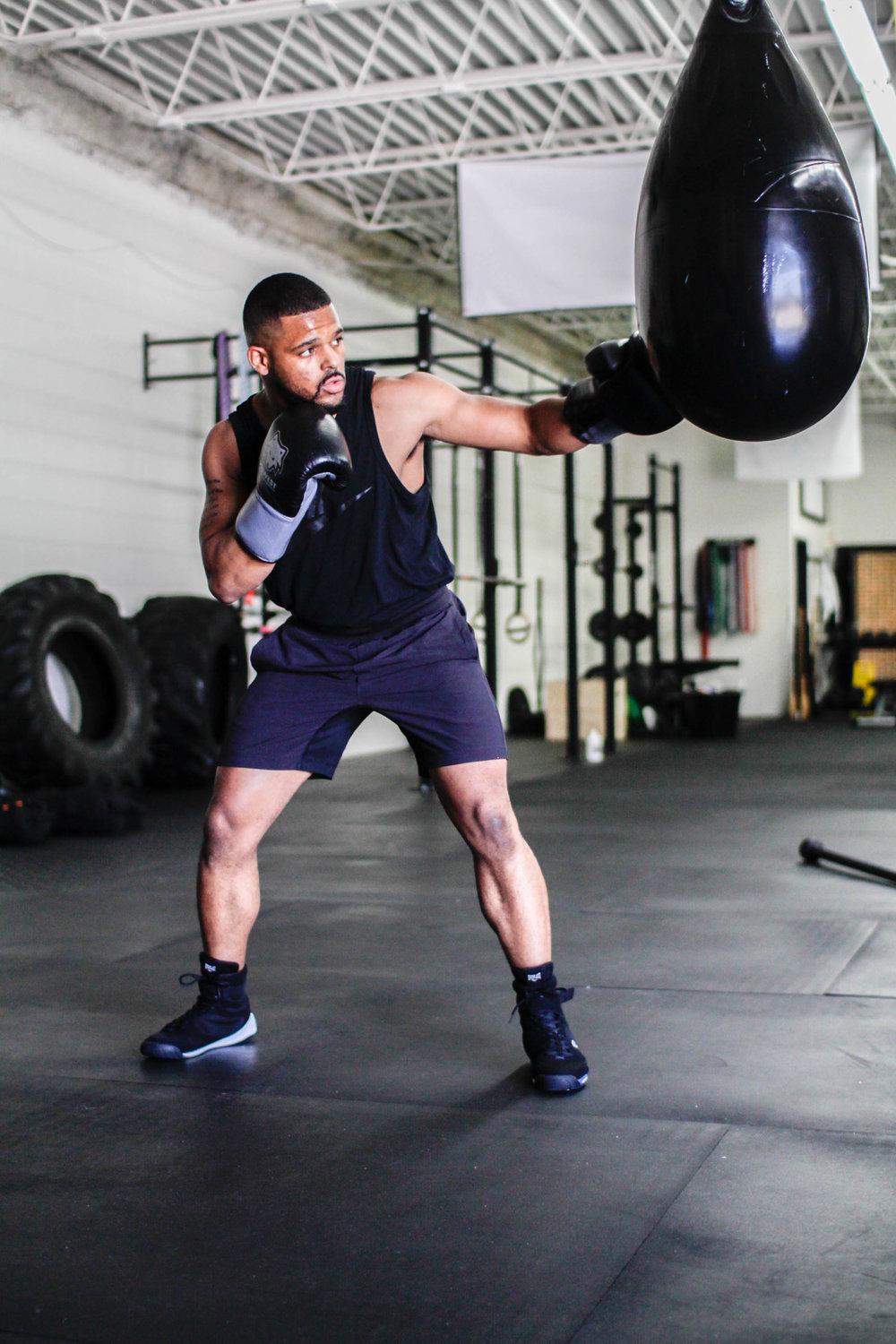Kickboxing classes near Naperville, Illinois