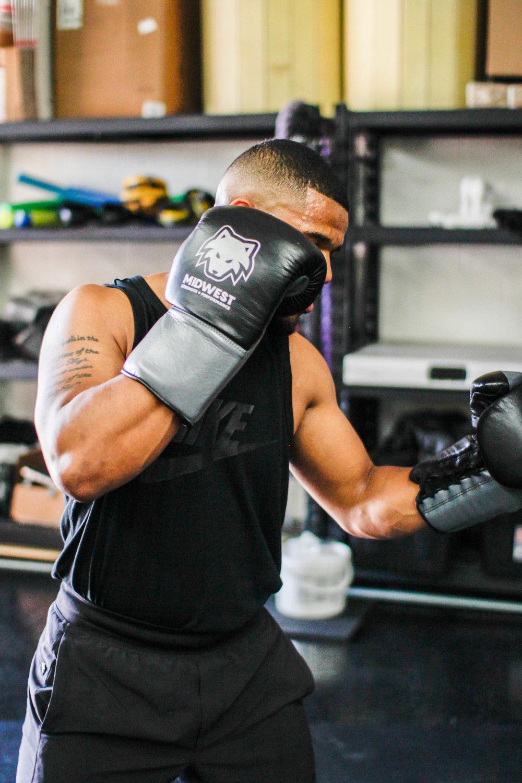 Cardio non-contact boxing classes near Chicago, Illinois