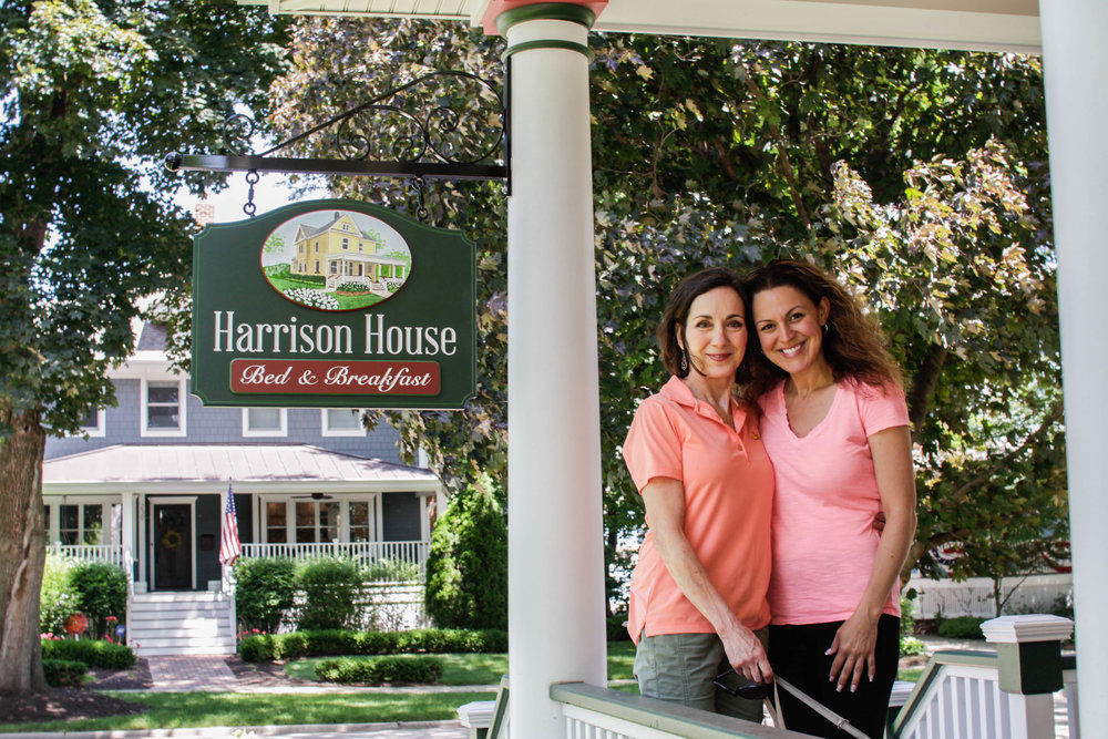 Harrison House Bed and Breakfast Historical Home in Naperville Illinois