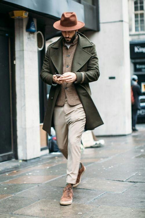 menswear winter coats