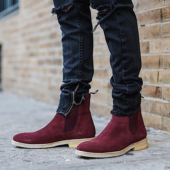 Chelsea Boots Men's Outfit