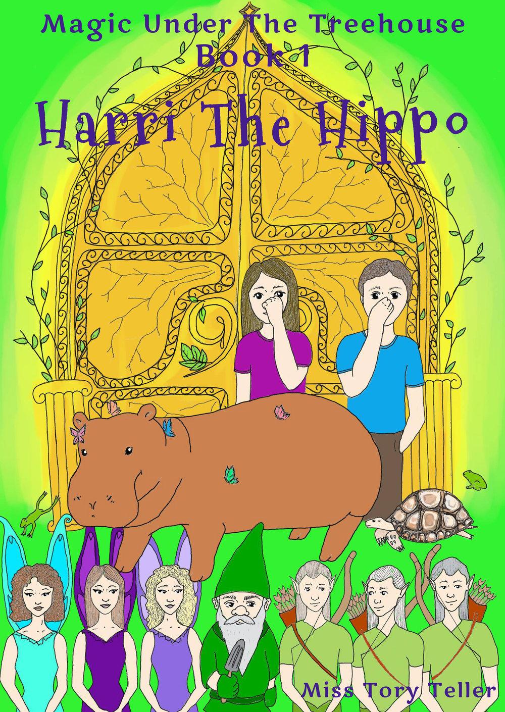 Harri The Hippo