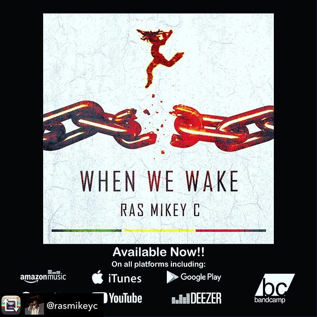 #new music Collab with @rasmikeyc  Repost - New single 'When We Wake' is out! www.rasmikeyc.com