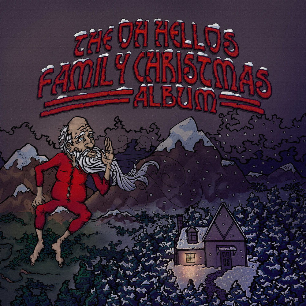 Family Christmas Album (2013) [bass]