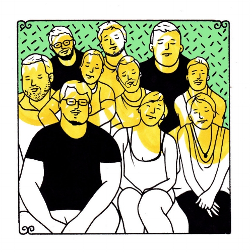 The Oh Hellos' Daytrotter Session - September 19, 2013