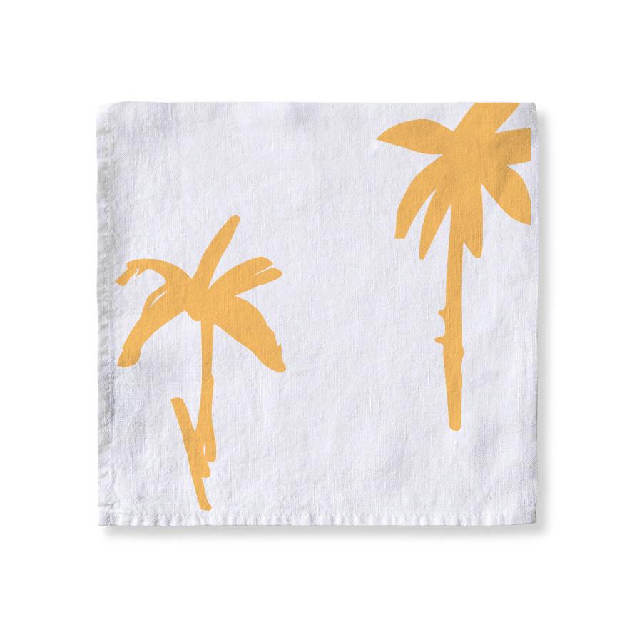 Palm Desert Linen Napkin 2.0