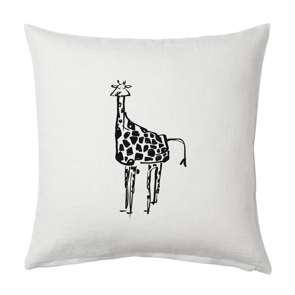 Giraffe Pillow 20x20