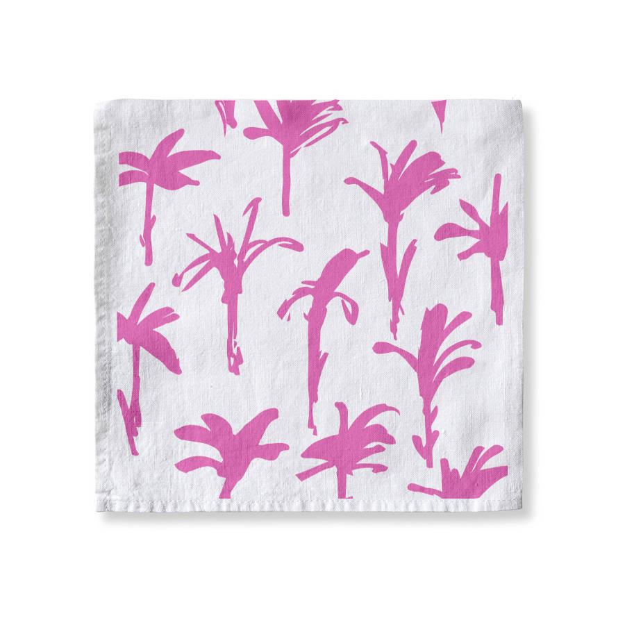 Palm Desert Linen Napkin