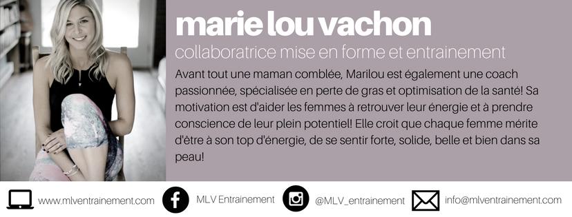 marie lou Vachon