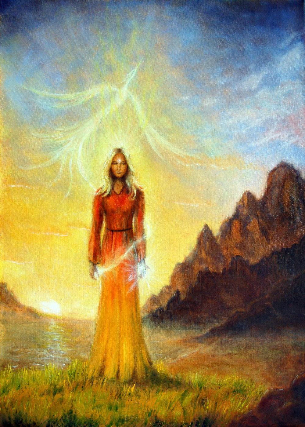 WOMEN, SEXUAL POWER, OPPRESSION AND LIES — Liana Shanti