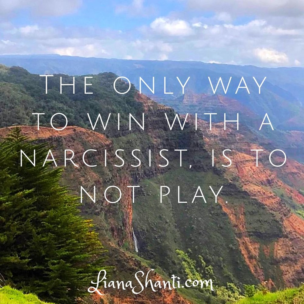 Surviving divorce from a narcissist