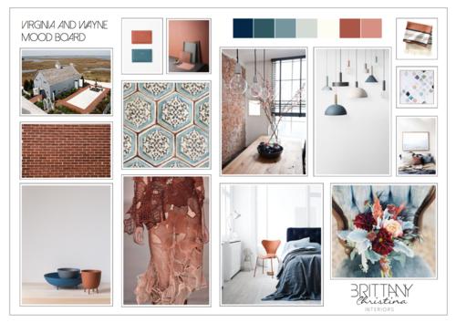 Digital interior design boards for How to create interior design mood board
