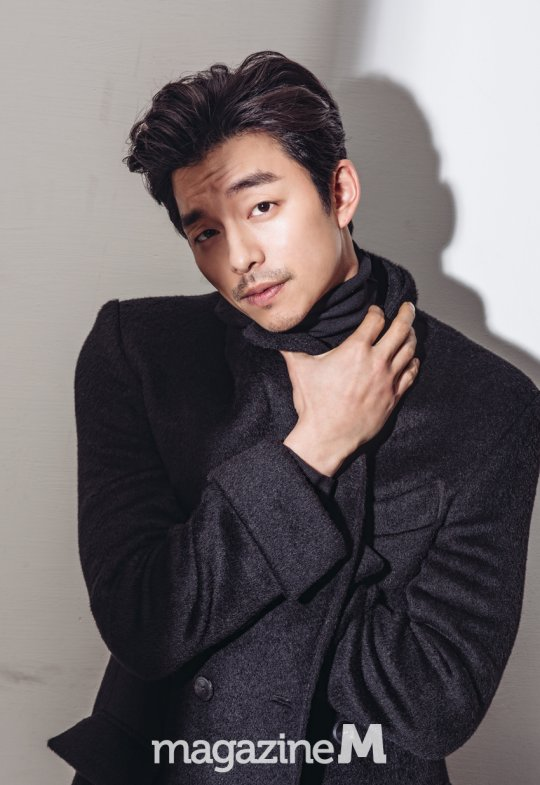 GONG YOO  COUNTRY: SOUTH KOREA  YOU'LL FALL FOR HIM IN: COFFEE PRINCE