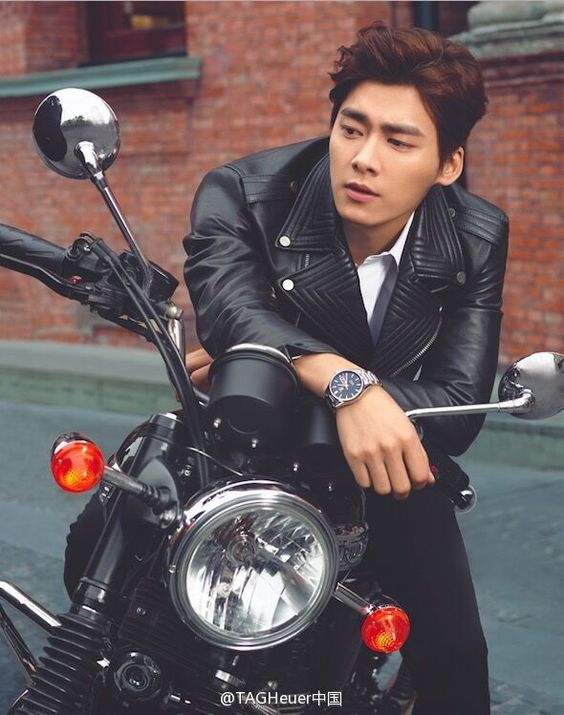 LI YIFENG  COUNTRY: CHINA  YOU'LL FALL FOR HIM IN: FALL IN LOVE LIKE A STAR