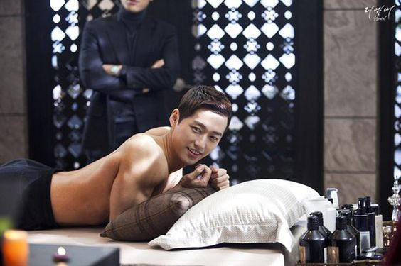 NAM GOONG MIN  COUNTRY: SOUTH KOREA  YOU'LL FALL FOR HIM IN: CHIEF KIM