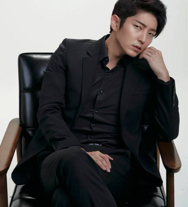 LEE JOON GI  COUNTRY: SOUTH KOREA  YOU'LL FALL FOR HIM IN: TWO WEEKS (AND ANY VARIETY SHOW APPEARANCE)