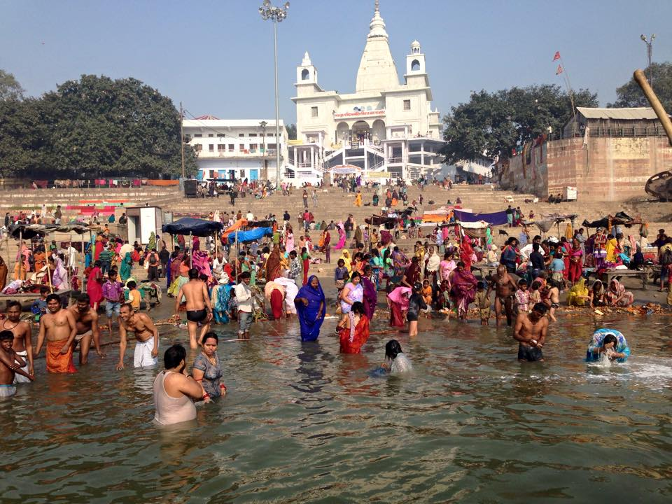 Varanasi, India Photo Credit: Kate Burrus