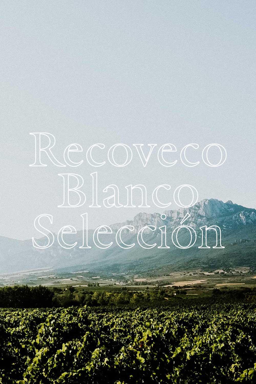 Recoveco Blanco Selección - 80% VIURA20% MALVASÍA