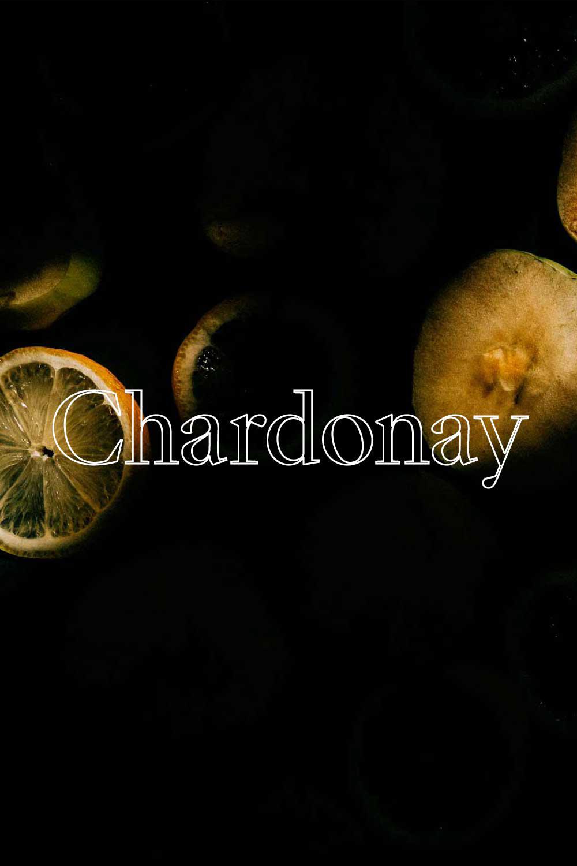 Chardonay S  - CHARDONNAY