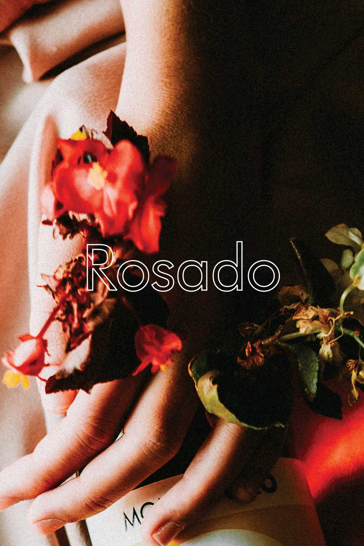 Rosado  - 50% GRENACHE50% TEMPRANILLO