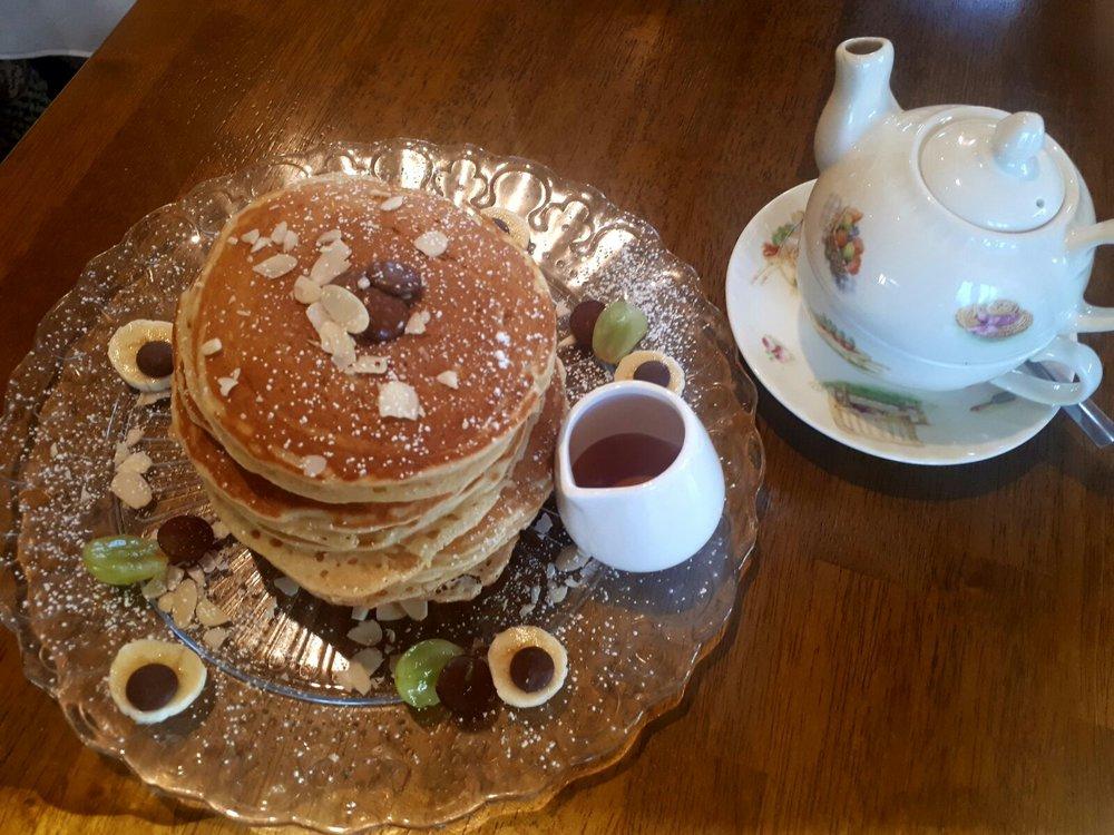 Pancake Stack sweet pea restaurant