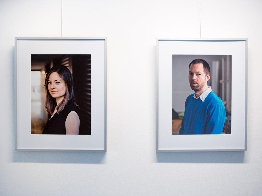 """""""Neue Portraits"""" von Annett Strickmann"""