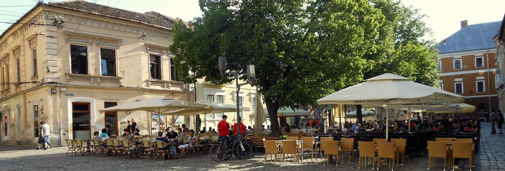 Muzeului Square, Cluj ( image source )