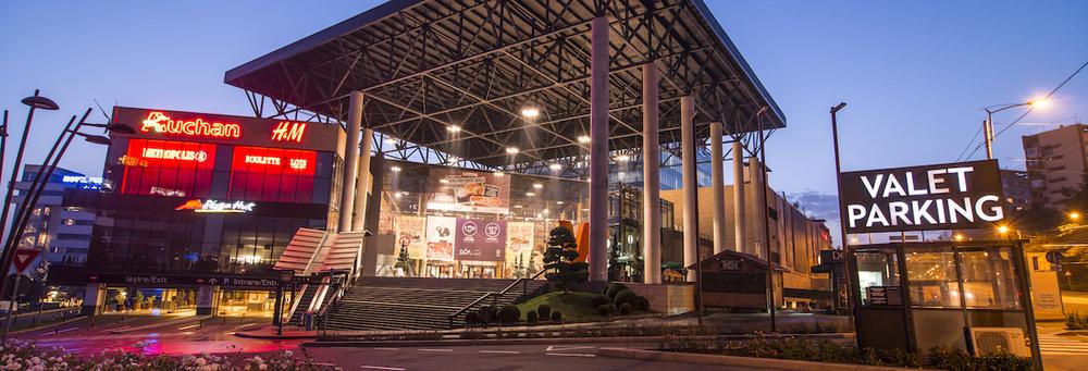 Iulius Mall, Cluj ( image source )