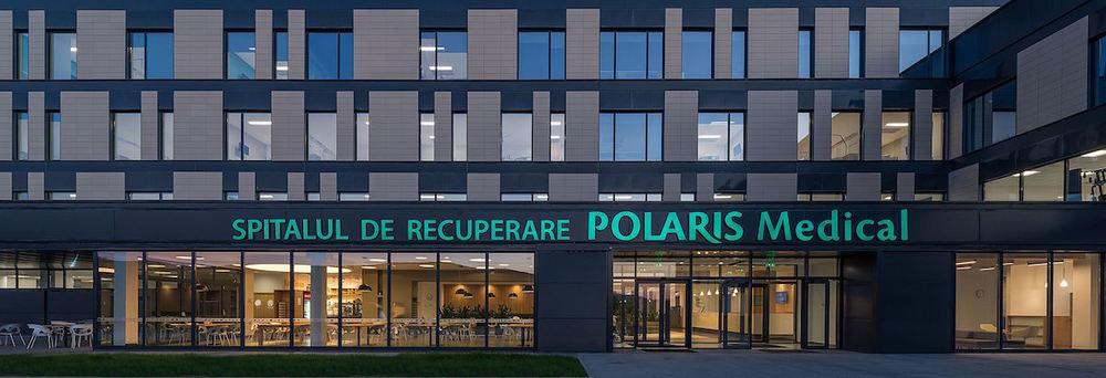 Polaris Hospital, Cluj ( image source )