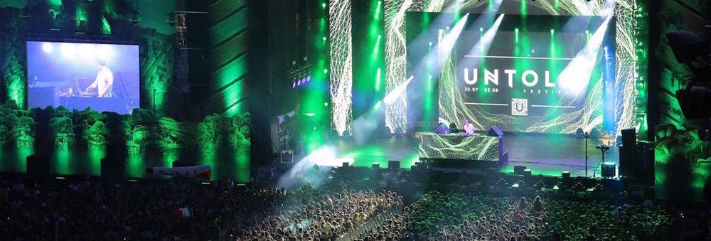 Untold Festival, Cluj