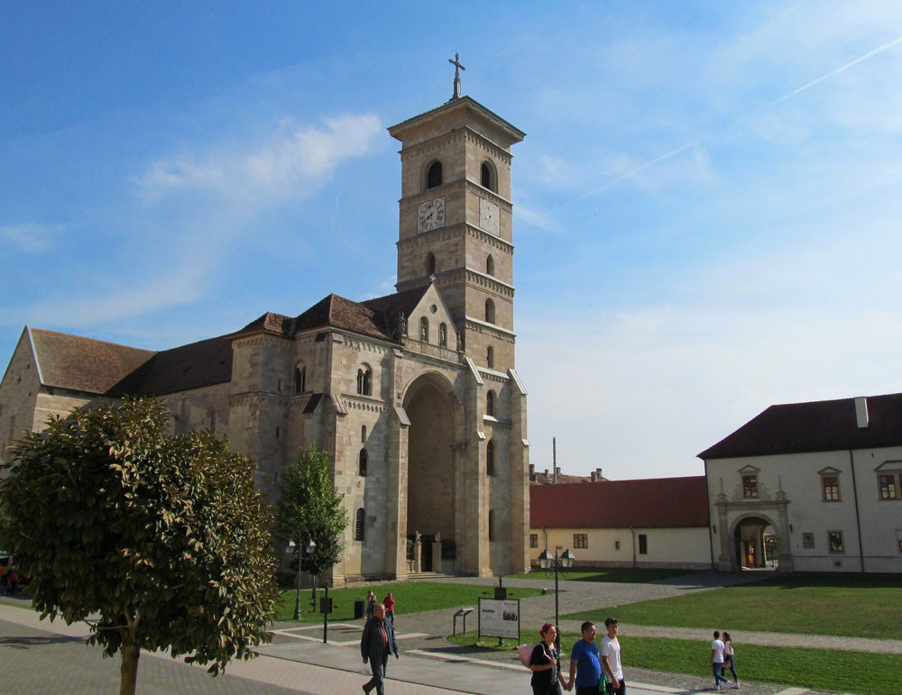 Gyulafehérvár / Alba Iulia (copyright:  creative commons )