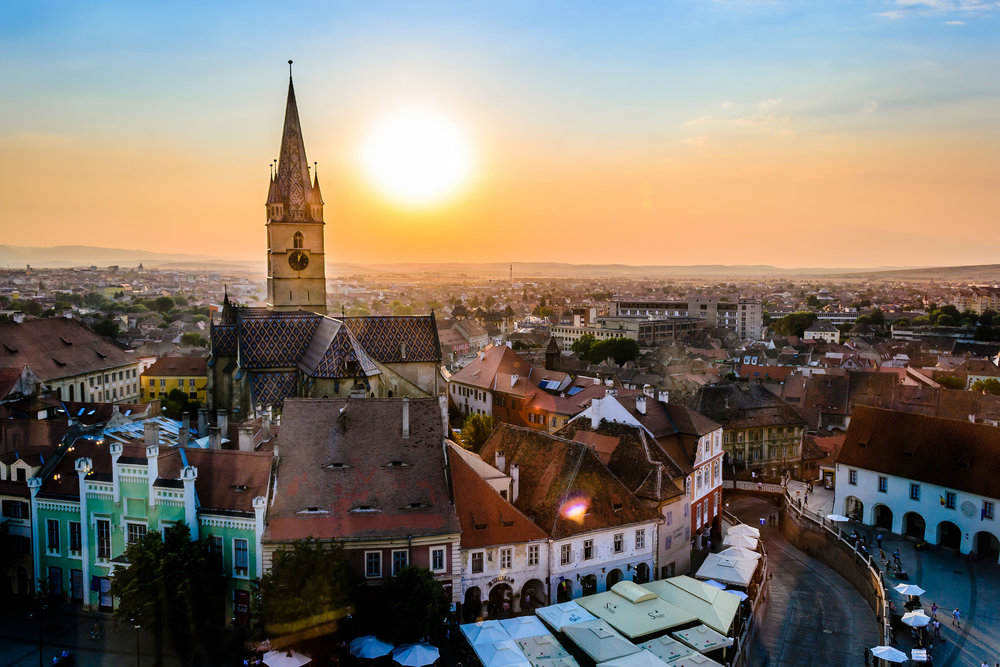 Hermannstadt | Sibiu, Transylvania (copyright:  creative commons )