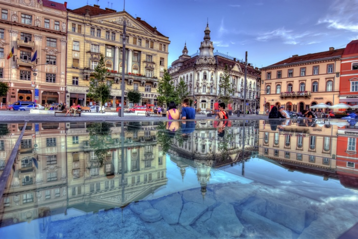 Gyulafehérvár / Alba Iulia (copyright:  creative commons )
