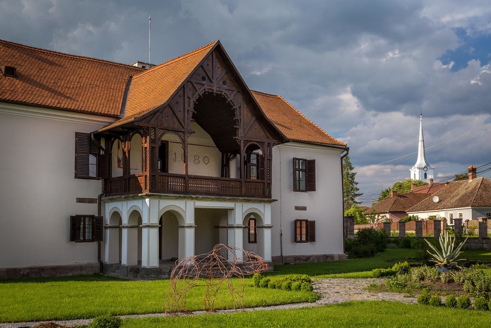 Castle Hotel Daniel, Talisoara, jud. Covasna ( image source )