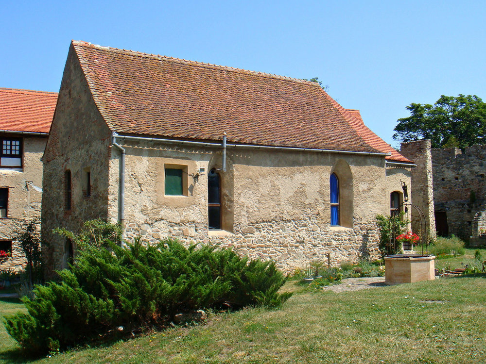 Chapel. Calnic Fortified Church (copyright:  creative commons )