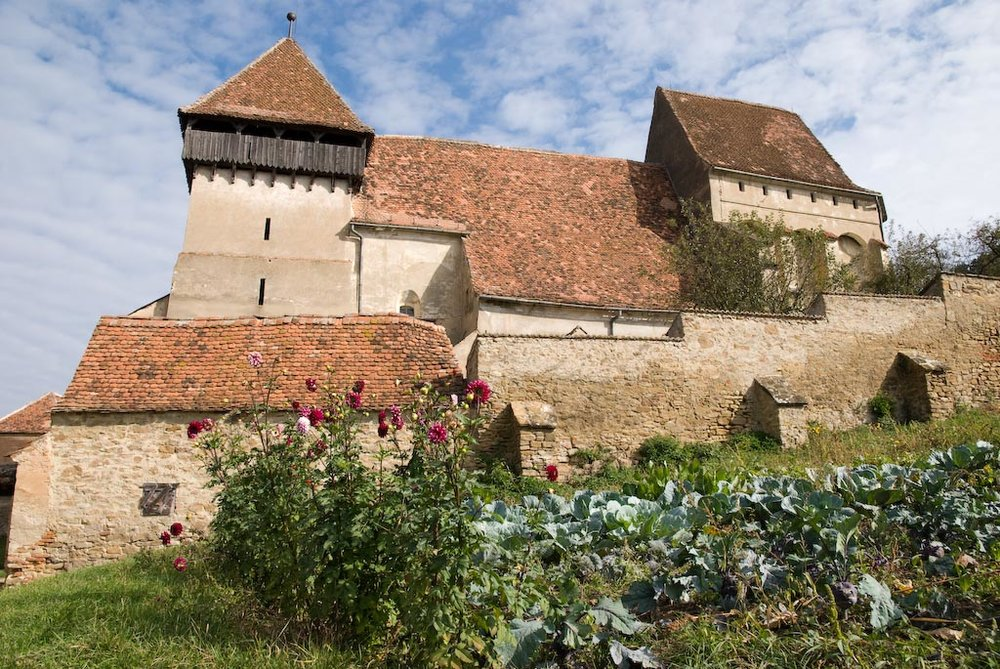 Fortified Church of Groß-Kopisch (copyright:  creative commons )