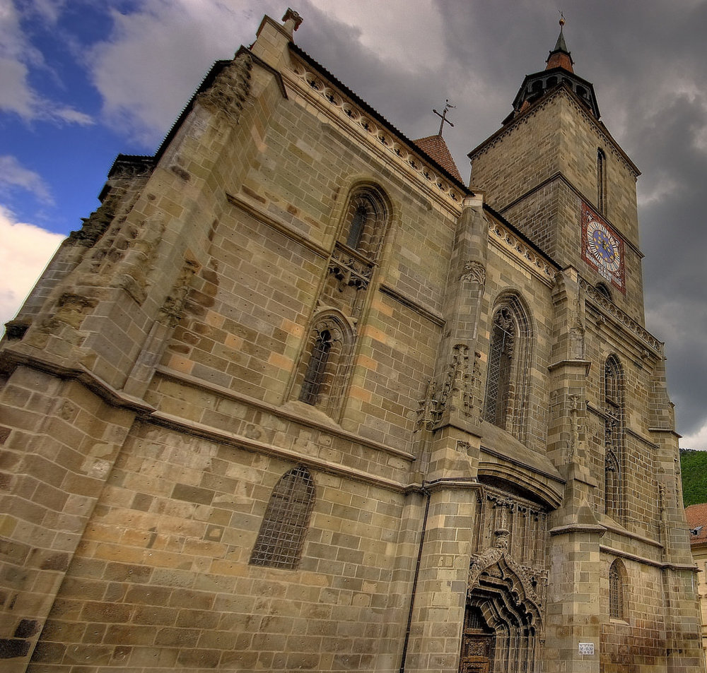 Biserica Neagra, Brasov (copyright:  creative commons )