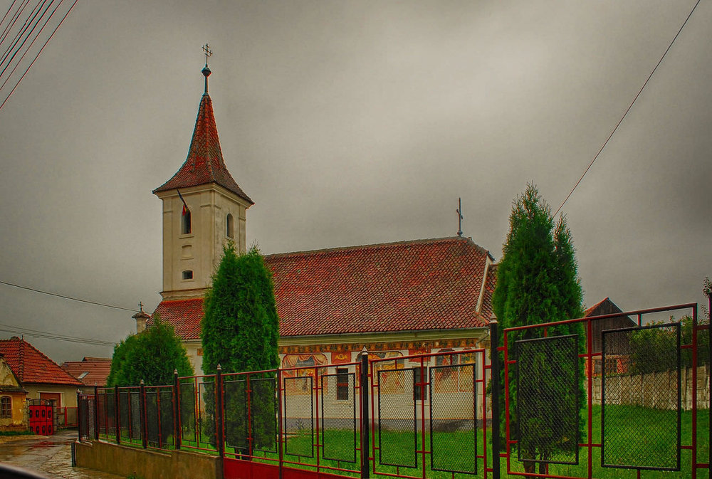 Sanpetru St Nicholas church (copyright:  creative commons )