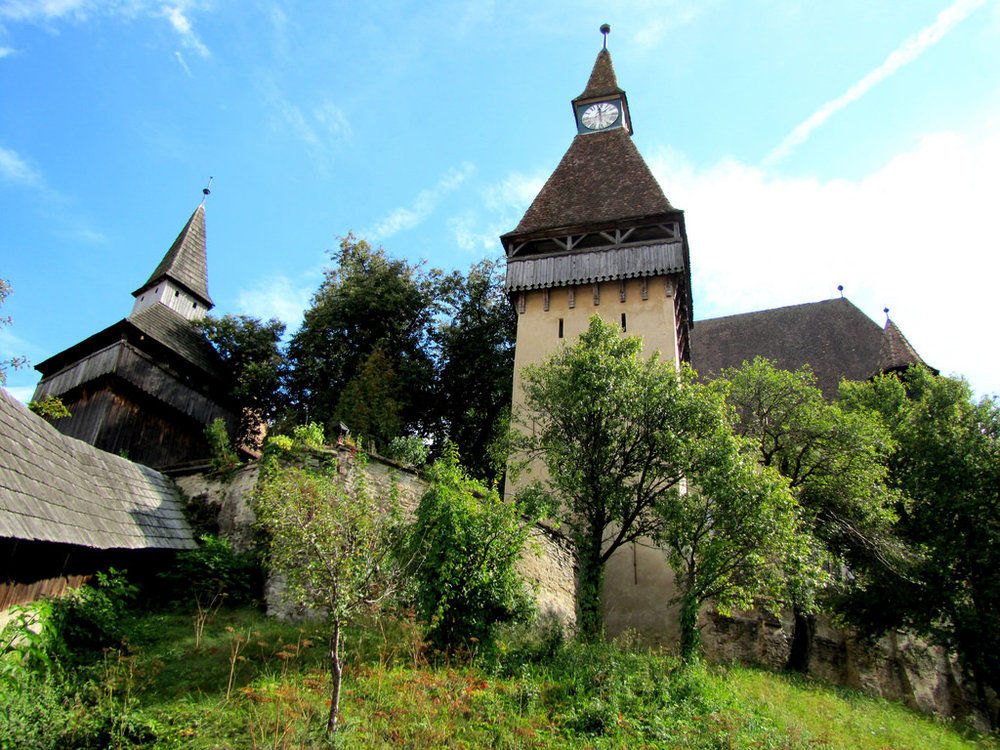 The Biertan Fortified Church