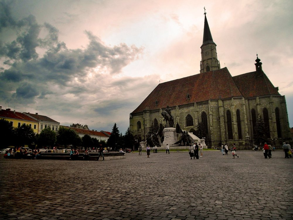 Saint Michael's Church, Cluj-Napoca