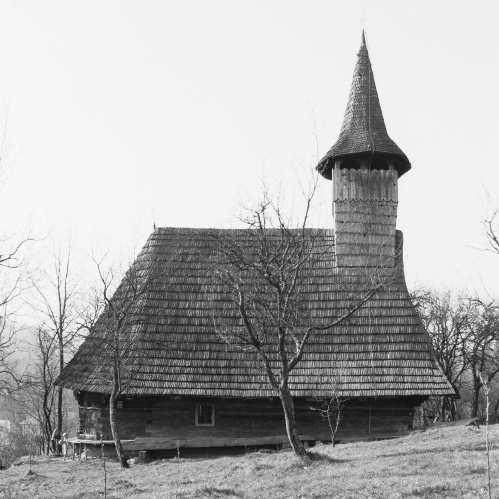 The Wooden Church of Sarbi Susani