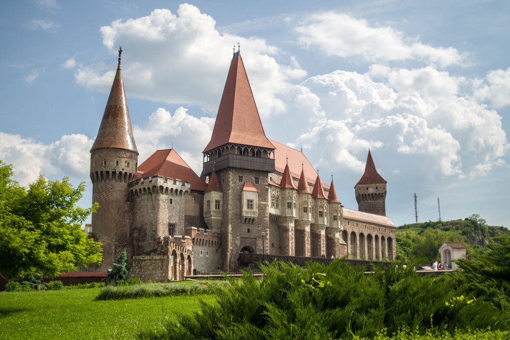 Corvin Castle (copyright: creative commons)