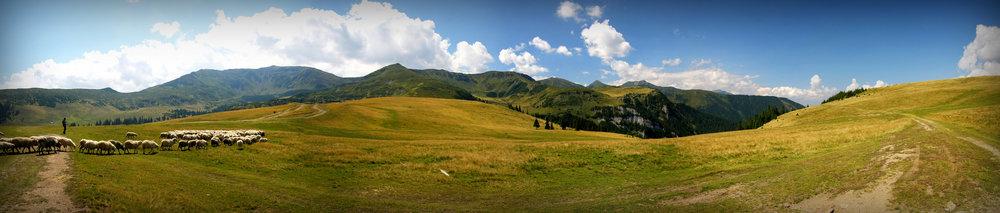 Panorama Rodnei - Stiol (photo:  creative commons )