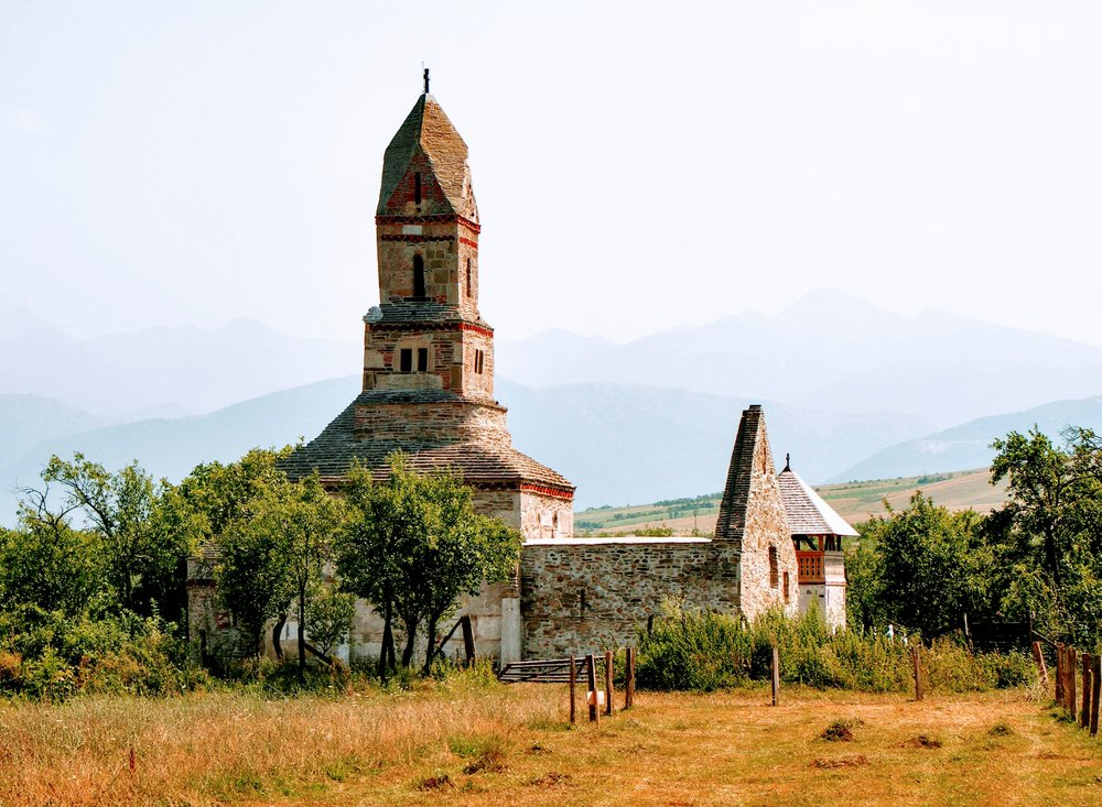 Densus Church (copyright:  creative commons )