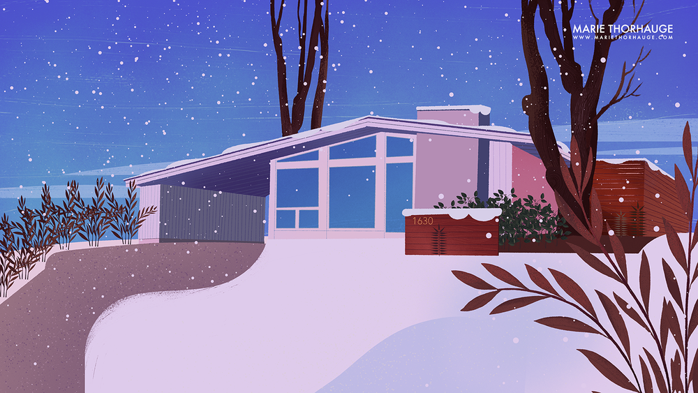 2016_Marie-Thorhauge_mid-century-house_snow.png
