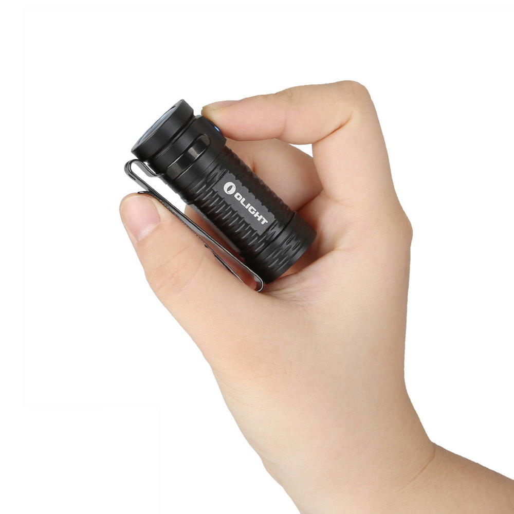 S1 Mini - S1 Mini is the ultimate rechargeble flashlight to carry with you anywhere you go.