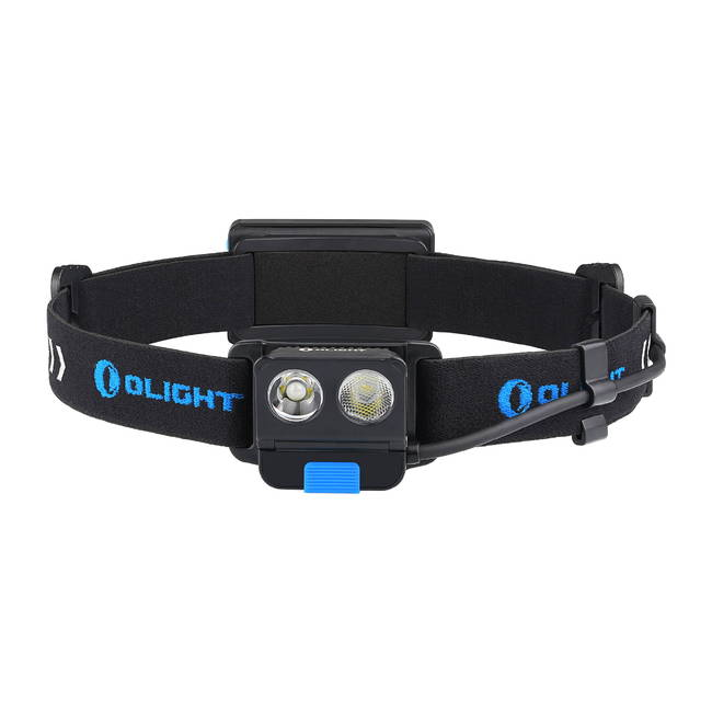 H16 Wave - The H16 Wave is the completely redesigned motion activation headlamp featuring two parallel LEDs with one built for width and the other for distance providing maximum visibility.