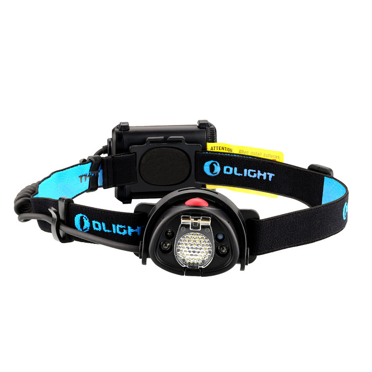 H15S Wave - The H15S Wave is a powerful and intelligent headlamp with a rechargeable battery pack and elastic headband. With 250 lumens of white light, three brightness levels and up to 36 hours of run time, it's the perfect choice for any challenge you might face in the outdoors. For the ultimate hands free experience,
