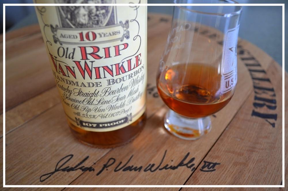Old Rip Van Winkle 10yr Bourbon
